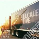 J.J. Cale - Live cd musicale di CALE J.J.