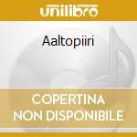 AALTOPIIRI cd musicale di PAN SONIC