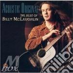 Acoustic original-best of- cd musicale di Billy Mclaughlin