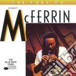 THE BEST OF cd musicale di Bobby Mcferrin
