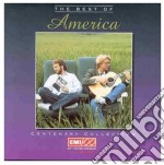 America - The Best Of cd musicale di AMERICA