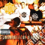 MOMENT OF TRUTH cd musicale di GANG STARR