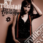 EYE TO THE TELESCOPE cd musicale di TUNSTALL KT