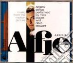 ALFIE cd musicale di O.S.T. by M.Jagger & D.Stewart