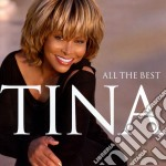 ALL THE BEST/2CDx1 cd musicale di TURNER TINA