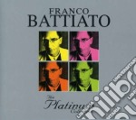 THE PLATINUM COLLECTION/3CD cd musicale di Franco Battiato