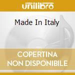 MADE IN ITALY cd musicale di BOTTEGA DELL'ARTE