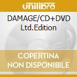 DAMAGE/CD+DVD Ltd.Edition cd musicale di BLUES EXPLOSION