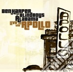 LIVE AT THE APOLLO cd musicale di Ben Harper