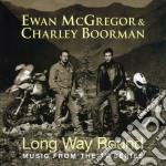 Long way round cd musicale di Ost