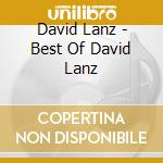 Best of cd musicale di David Lanz