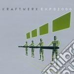 EXPO2000 cd musicale di KRAFTWERK