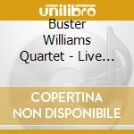 Buster Williams Quartet - Live At Montreux cd musicale di Buster williams quartet