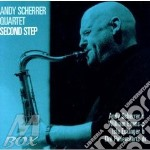 Andy Scherrer Quartet - Second Step cd musicale di Andy scherrer quartet
