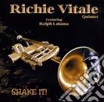 Richie Vitale Quintet - Shake It! cd musicale di Richie vitale quintet