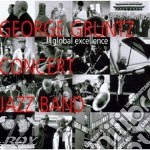 Global excellence - cd musicale di George gruntz concert jazz ban