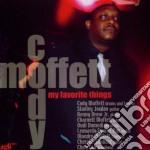 Cody Moffett - My Favorite Things cd musicale di Cody Moffett