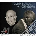 LIVE IN MARCIAC 1993                      cd musicale di FLANAGAN/JONES