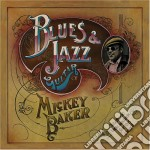 Mickey Baker - Blues & Jazz Guitar Of... cd musicale di BAKER MICKEY