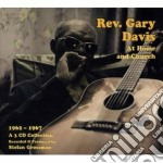 At home and church cd musicale di REV. GARY DAVIS (3 C