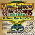 10 classic rags for guita cd musicale di SCOTT JOPLIN SCHOOL