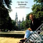 Daybreak cd musicale di Chet Baker