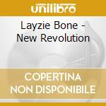 The new revolution cd musicale