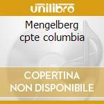 Mengelberg cpte columbia cd musicale di Artisti Vari