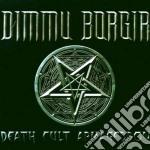DEATH CULT ARMAGEDDON cd musicale di Borgir Dimmu