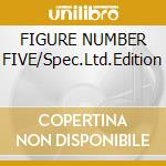 FIGURE NUMBER FIVE/Spec.Ltd.Edition cd musicale di SOILWORK