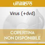 VIRUS (+DVD) cd musicale di HYPOCRISY