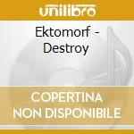 Destroy cd musicale
