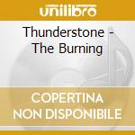 The burning cd musicale di Thunderstone