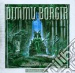 GODLESS SAVAGE GARDEN/Deluxe Ed. cd musicale di Borgir Dimmu