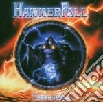 THRESHOLD                                 cd musicale di HAMMERFALL