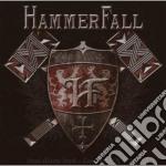 STEEL MEETS STEEL cd musicale di HAMMERFALL