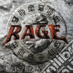 CARVED IN STONE cd musicale di RAGE