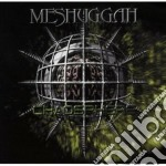 CHAOSPHERE cd musicale di MESHUGGAH