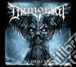 Immortal - All Shall Fall cd musicale di IMMORTAL