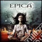 DESIGN YOUR UNIVERSE                      cd musicale di EPICA