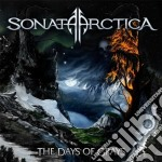 THE DAYS OF GRAYS                         cd musicale di Arctica Sonata