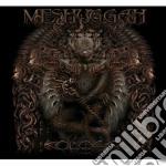 Koloss cd musicale di Meshuggah