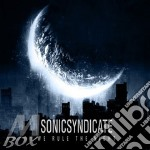 WE RULE THE NIGHT                         cd musicale di Syndicate Sonic