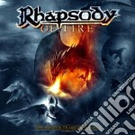 Rhapsody Of Fire - The Frozen Tears Of Angels cd musicale di RHAPSODY OF FIRE
