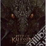 Reptilian cd musicale di Keep of kalessin