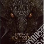 Reptilian cd musicale di Keep of kalessin