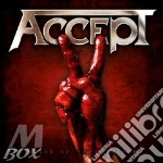 BLOOD OF THE NATIONS                      cd musicale di ACCEPT