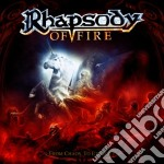 From chaos to eternity cd musicale di Rhapsody of fire