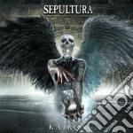 Kairos cd musicale di Sepultura