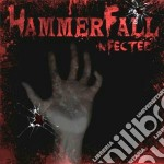 Infected cd musicale di Hammerfall